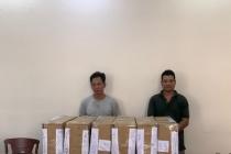 Triệt phá đường dây buôn bán ma tuý lớn ở TP HCM