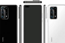 Lộ diện Huawei P40, camera selfie kép