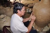 Gốm Son Quyết Thành - Thương hiệu gốm sứ của làng nghề truyền thống