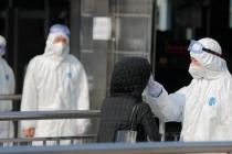Đã có hơn 1.300 người bị nhiễm bệnh viêm phổi do virus corona
