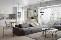 Xu hướng nội thất năm 2020 - những thiết kế sáng tạo
