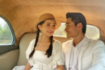 Á khôi Bảo Châu và diễn viên Luân Nguyễn kể câu chuyện tình yêu bi thương