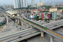 Dự án Cát Linh - Hà Đông đã thanh toán 79% giá trị hợp đồng cho tổng thầu