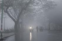 Dự báo thời tiết ngày 31/3: Các tỉnh phía Đông Bắc Bộ và Thanh Hóa có mưa, trời lạnh