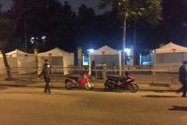 Hà Nội lập 10 trạm xét nghiệm dã chiến