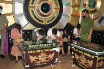 Quảng Nam: Bất chấp lệnh cấm, 11 thanh niên vẫn 'bay lắc' trong quán karaoke