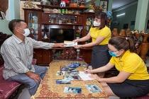 TPHCM: Thực hiện chi trả lương hưu tại nhà để phòng dịch Covid-19