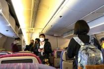 Thành viên tổ bay trên chuyến bay VN008 đều âm tính với SARS-CoV-2