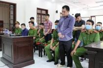Tuyên án 28 đối tượng gây rối trật tự công cộng