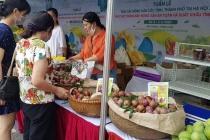 Khai mạc Tuần hàng trái cây, nông sản năm 2020