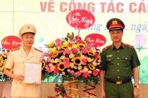 Quảng Ninh có tân Giám đốc Công an tỉnh