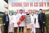 Hôm nay, thêm 4 bệnh nhân mắc COVID-19 được công bố khỏi bệnh