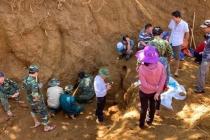 Tìm thấy hố chôn tập thể 17 chiến sĩ đặc công hy sinh