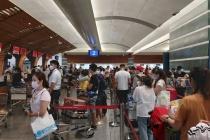 Chuyến bay đưa hơn 240 công dân Việt Nam từ Đài Loan về nước đã hạ cánh an toàn