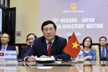 Tăng cường hợp tác y tế, kinh tế Mekong - Nhật Bản trong dịch COVID- 19