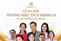 Thương hiệu TPBVSK Herblux tự tin ra mắt thị trường vào ngày 12/7/2020