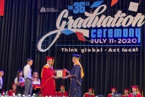 Trường Đại học trao bằng tốt nghiệp theo công nghệ blockchain quốc tế