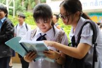 Các trường THPT ngoài công lập bắt đầu nhận đơn đăng ký dự tuyển lớp 10