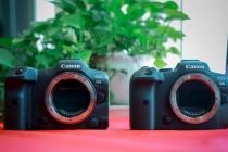 Bộ đôi Canon EOS R5 và R6 đã về Việt Nam