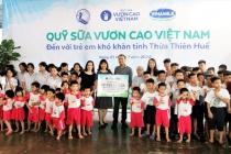 Vinamilk tổ chức chuỗi hoạt động ý nghĩa để chăm sóc trẻ em