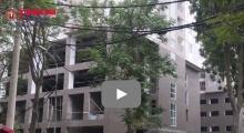 Chung cư AZ Sky - Định Công - Hà Nội: Chủ đầu tư bất chấp tính mạng của cư dân?