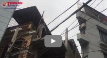 """Phường Khương Thượng, Đống Đa, Hà Nội: Kỳ dị những ngôi nhà """"siêu mỏng – siêu méo"""""""