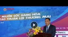 Ứng dụng tem truy xuất nguồn gốc – Cơ hội cho nông sản Việt hội nhập quốc tế