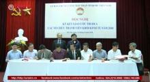 Lễ ký kết giao ước thi đua các tổ chức thành viên khối kinh tế