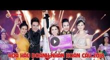 Cuộc thi Hoa hậu Doanh nhân Hoàn cầu 2018: Hội tụ đầy đủ 'Sắc - Tâm - Tài - Tầm'
