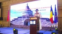 Lễ kỷ niệm 100 năm ngày Quốc khánh Rumani tại TP.HCM