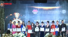 Vinh danh hơn 100 nữ doanh nhân trong đêm gala Mảnh ghép sắc đẹp 2