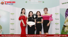 Ca sĩ Thu Trang và nữ doanh nhân Trần Thị Thanh ra mắt thương hiệu Foxy Salad cao cấp chuẩn quốc tế