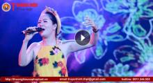 Ca sĩ Đinh Hiền Anh sâu lắng với nhạc trữ tình trong Diễn đàn Thương hiệu Việt Nam lần thứ I
