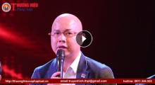 Diễn đàn Thương hiệu Việt Nam lần thứ I: Diễn giả Danny Võ truyền cảm hứng tới doanh nghiệp