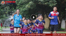 Trại hè thể thao Ngôi sao Olympic - Giải pháp hoạt động hè bổ ích cho trẻ