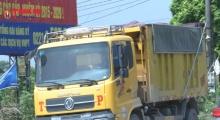 Hưng Yên: Xe quá khổ, quá tải hành hoành trên địa bàn huyện Khoái Châu