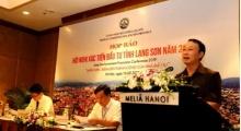 Lạng Sơn: Cam kết sẽ hỗ trợ, tạo điều kiện tốt nhất cho nhà đầu tư