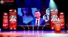Một bài phát biểu hay và hấp dẫn về xây dựng thương hiệu của nhà báo Đào Bình