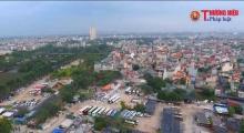 Hà Nội: Cần kiên quyết xử lí các bãi trông giữ xe trái phép tại phường Vĩnh Hưng