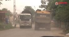 """Phú Thọ: """"Hung thần"""" xa lộ hoành hành trên tuyến đường 316 của huyện Thanh Sơn, Thanh Thủy"""