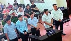 Hoàng Công lương được Viện kiểm sát đề nghị giảm án