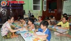 Lớp học tình thương của cô giáo tật nguyền