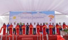 Hyundai Thành Công khánh thành điểm trường tiểu học tại Nghệ An