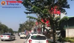"""Nam Từ Liêm, Hà Nội: Hàng nghìn m2 đất Cụm công nghiệp bị """"biến tướng"""", """"xẻ thịt"""" vỉa hè, lòng đường làm nơi đỗ xe?"""