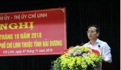Hải Dương: Ông Lưu Văn Bản được bầu giữ chức Phó Chủ tịch UBND tỉnh