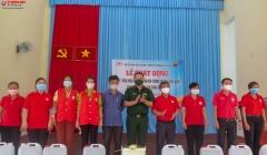 Bộ đội biên phòng TPHCM: Tuần lễ đồng hành cùng học sinh đến trường sau giãn cách xã hội