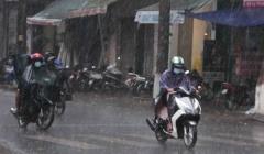 Dự báo thời tiết ngày 4/7: Bắc Bộ tiếp tục mưa dông