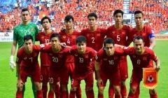 Đội tuyển Việt Nam thăng hạng trên bảng xếp hạng FIFA