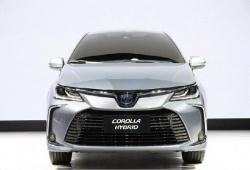 Toyota Corolla Altis 2019 bản sedan chuẩn bị về Việt Nam