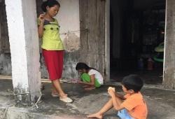 Nghẹn lòng cảnh 4 mẹ con cùng mắc bệnh hiểm nghèo